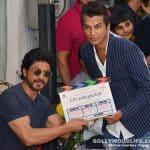 शाहरुख़ खान ने दिखाई अपनी दोस्ती, दिया विक्रम फडनिस की पहली फिल्म का मुहूर्त क्लैप