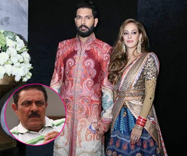 Yograj Singh SLAMS Hazel Keech's name change after marriage with Yuvraj