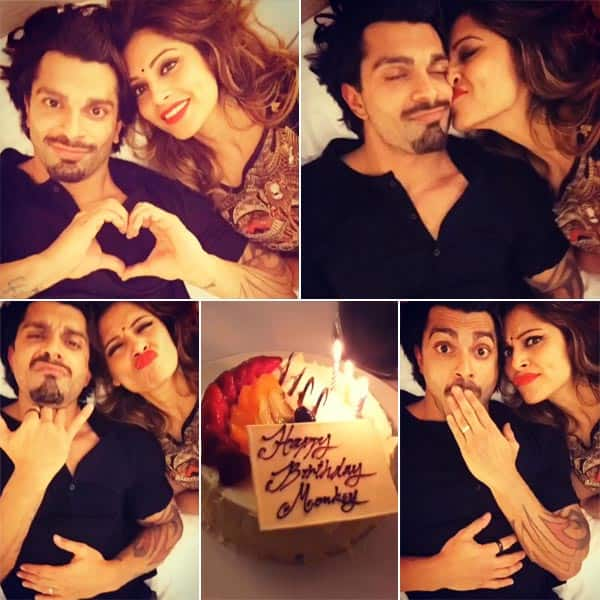 These inside pictures of Bipasha Basu's birthday celebrations with hubby Karan Singh Grover are really adorable