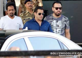 Salman Khan returns to Mumbai after pleading innocent in the blackbuck poaching case - view HQ pics
