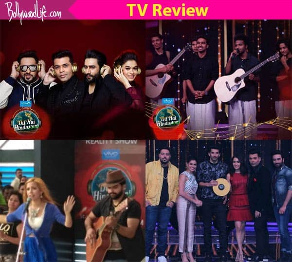 Dil Hai Hindustani Review: Badshah's cute antics, Bollywood's globalisation, Karan Johar's one-liners – here's what rocked the show!