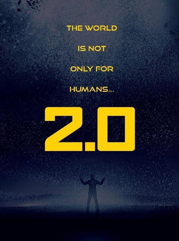 2.0 new poster: Rajinikanth-Akshay Kumar's sci-fi film promises the unexpected