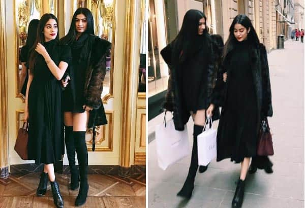 Are Sridevi's daughters Jhanvi Kapoor and Khushi Kapoor India's Kendall and Kylie?