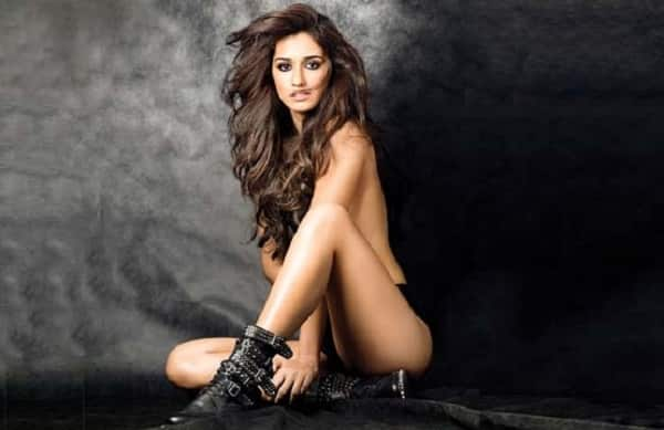 Disha Patani's topless photoshoot for Dabboo Ratnani's annual calendar is smokin' hot