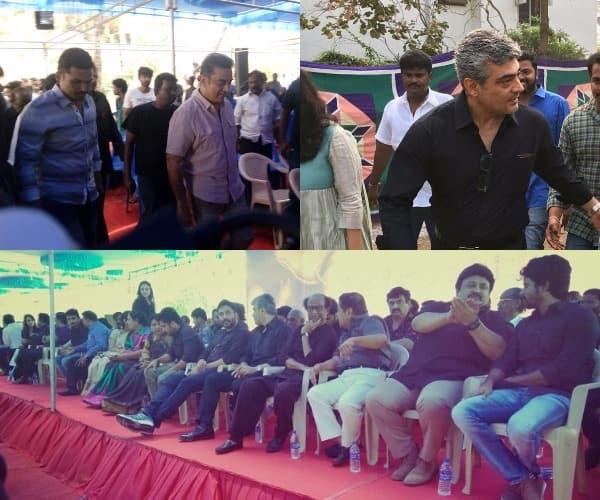 Rajinikanth, Ajith, Suriya-led protests against Jallikattu ban make TN government plan ordinance over the order