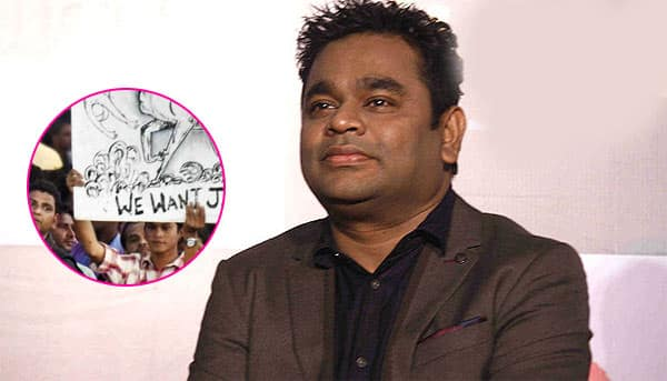 AR Rahman to end his fast today for Jallikattu