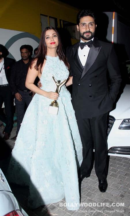 Aishwarya abhishek stardust awards