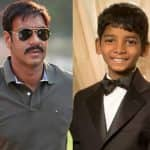 Dear Ajay Devgn, Lion star Sunny Pawar is your biggest fan and wants to meet you