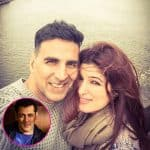 Salman Khan and Akshay Kumar's friendship UNAFFECTED by Twinkle Khanna's 'BUCK BUCK' comment - watch video
