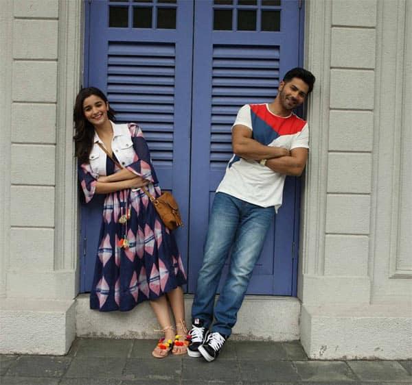 Alia Bhatt and Varun Dhawan's Badrinath Ki Dulhania teaser to be out on January 30