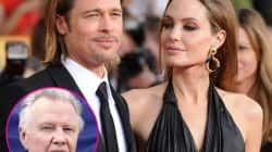 Jon Voight: I hope things work out between Brad Pitt and Angelina Jolie