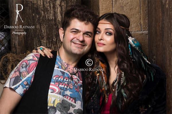 Dabboo Ratnani calendar 2017: Aishwarya Rai Bachchan looks like a Bohemian dream
