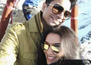 Asin Thottumkal and husband Rahul Sharma complete one year of togetherness