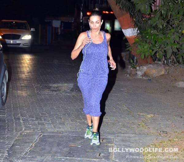 Malaika Arora Khan's mid-traffic jog will make all the lazy resolutioners feel miserable – view HQ pics