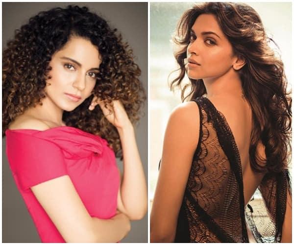 Kangana Ranaut was offered the same role as Deepika's in Majid Majidi's film?
