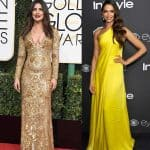 Priyanka Chopra or Deepika Padukone - whose Ralph Lauren gown at the Golden Globes did you like more?