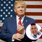 Little Indian tadka at Donald Trump's inauguration speech
