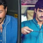 Is Sunny Deol trying to copy the famous hot Pakistani chaiwala? View HQ pics