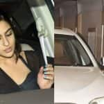 Interesting! Sara Ali Khan and Harshvardhan Kapoor spotted outside Kareena's residence - view HQ pics