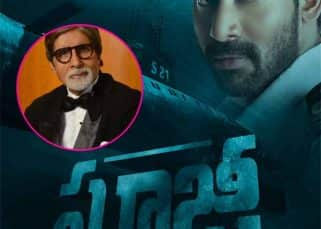 Amitabh Bachchan to lend his voice for the Hindi version of Rana Daggubati's The Ghazi Attack