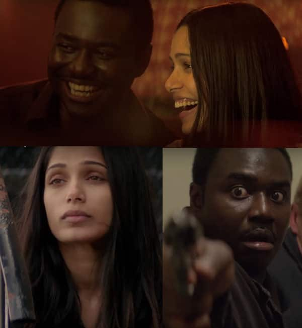Guerrilla trailer: Freida Pinto leads the Black revolution in this limited series based in the '70s