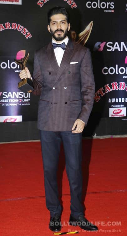 Harshvardhan Kapoor stardust awards
