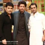 Shah Rukh khan and Nawazuddin Siddiqui had a whale of a time promoting Raees on The Kapil Sharma Show - view HQ pics