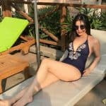 Dream Girl actress Shraddha Arya flaunts her sexy curves in a swimsuit - view pic!
