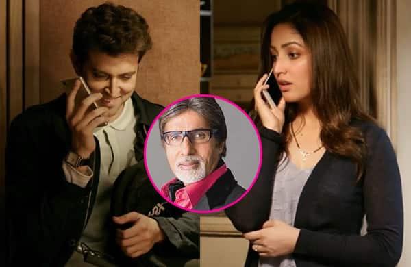 Kaabil new promo: Hrithik Roshan surprises Yami Gautam by mimicking Amitabh Bachchan perfectly – watch video