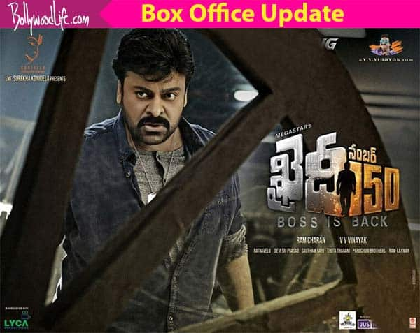 Khaidi No.150 box office collection day 1: Chiranjeevi's film earns a whopping Rs 8.56 crore at the US box office