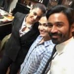 Kajol's first day shoot for Dhanush's VIP 2 STALLED due to political unrest in Tamil Nadu