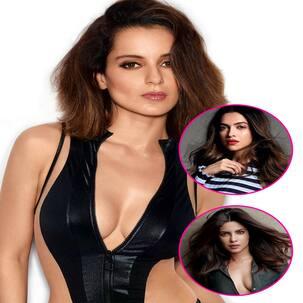 Did Kangana Ranaut take a dig at Deepika Padukone and Priyanka Chopra?