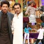 The Kapil Sharma Show: Shah Rukh Khan, Nawazuddin Siddiqui and Sunil Grover bring the house down with their antics