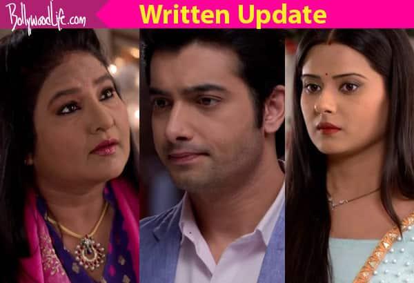 Kasam Tere Pyaar Ki 19 April, 2017 Written Update of Full Episode