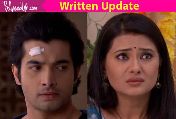 Kasam Tere Pyaar Ki 20 February 2017 Written Update of Full Episode: Shekhar kidnaps Rishi instead of Tanuja