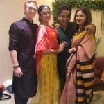 Kavita Kaushik makes for a resplendent bride at her haldi ceremony - view pic