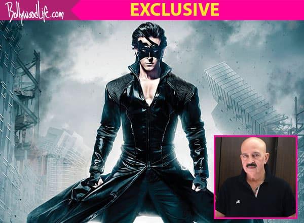 Rakesh Roshan CONFIRMS Krrish 4 will not be directed by Hrithik Roshan