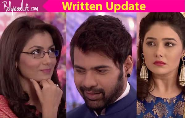 Kumkum Bhagya 17 January 2017 Written Update of Full Episode: Abhi bails Purab out and gives Pragya her job back against Tanu's wishes