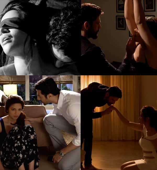 Maaya trailer: Shama Sikander will shock you with the desi 50 Shades of Grey