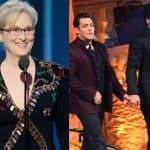 Here's why Shah Rukh Khan, Salman Khan or Aamir Khan can never pull off a Meryl Streep at Bollywood award functions