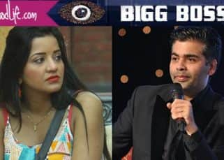 Bigg Boss 10: Karan Johar passed an unpleasant remark on Mona Lisa's marriage and here's how she has responded