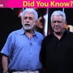 Did you know Om Puri had used different names at the start of his career?