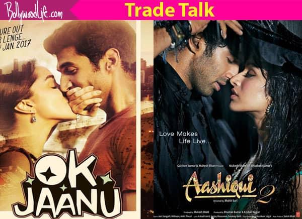 Can Shraddha Kapoor and Aditya Roy Kapur's OK Jaanu recreate the success of Aashiqui 2?