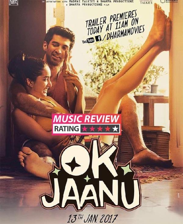 Ok Jaanu music review: AR Rahman weaves pure magic for Shraddha Kapoor and Aditya Roy Kapur's youthful romance
