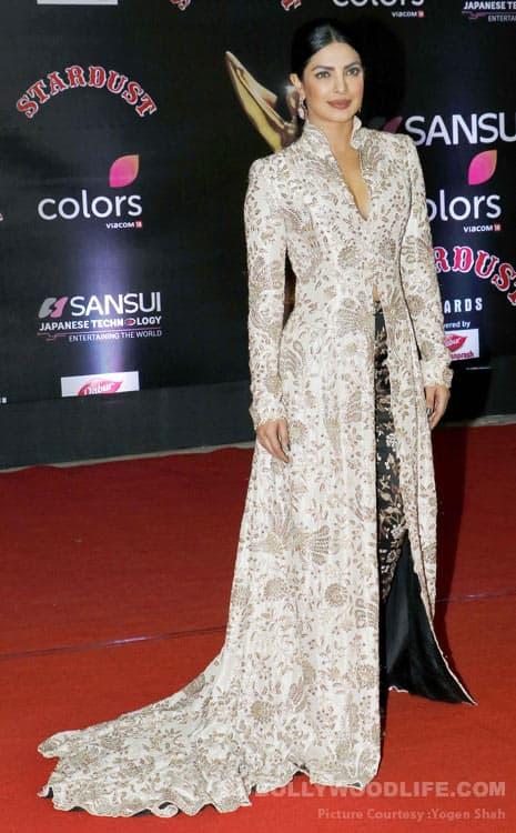 Priyanka Chopra stardust awards