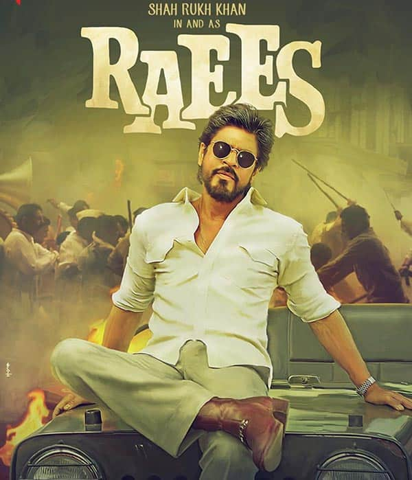 Shah Rukh Khan's Raees not based on bootlegger Abdul Lateef, CBFC issues official disclaimer
