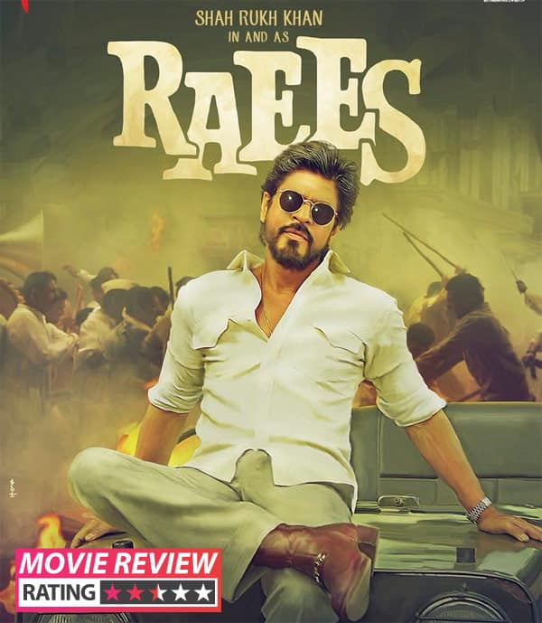 Raees movie review: Nawazuddin Siddiqui steals Shah Rukh Khan's thunder in this predictable gangster drama