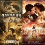 Rangoon Posters: Saif, Shahid and Kangana will make you fall in love and fight for it