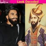 Decoded: Ranveer Singh's Alauddin Khilji look for Padmavati
