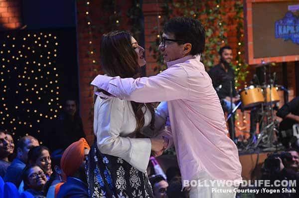 Raveena-Thandon-Jackie-Chan